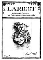 Larigot 21 - 1er semestre 1998