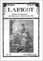Larigot 36 - 2e semestre 2005