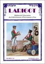 Larigot 62 - 2e semestre 2018