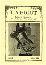 Larigot spécial XVI - 2005