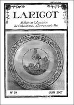 Larigot 39 - 1er semestre 2007