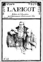 Larigot 18 - 1er semestre 1996