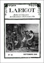 Larigot 42 - 2e semestre 2008