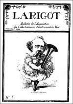 Larigot 3 - 2e semestre 1988