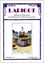 Larigot 58 - 2e semestre 2016
