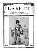 Larigot 45 - 1er semestre 2010