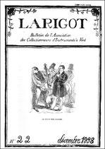 Larigot 22 - 2e semestre 1998