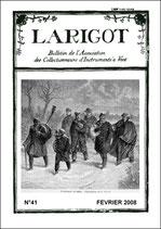 Larigot 41 - 1er semestre 2008