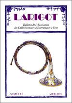 Larigot 61 - 1er semestre 2018