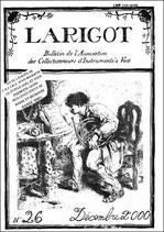 Larigot 26 - 2e semestre 2000