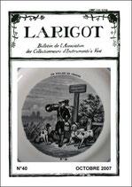 Larigot 40 - 2e semestre 2007