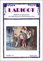 Larigot 57 - 1er semestre 2016