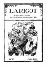 Larigot 35 - 1er semestre 2005