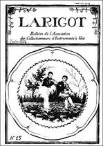 Larigot 15 - 2eme semestre 1994