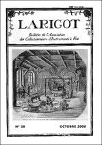 Larigot 38 - 2e semestre 2006