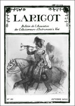 Larigot 50 - 2e semestre 2012