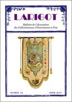 Larigot 59 - 1er semestre 2017
