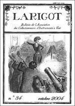 Larigot 34 - 2e semestre 2004