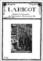 Larigot 11 - 2e semestre 1992