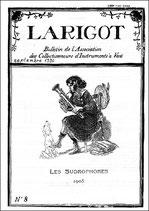Larigot 8 - 2e semestre 1990
