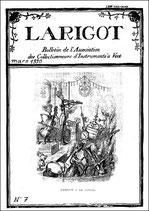 Larigot 7 - 1er semestre 1990