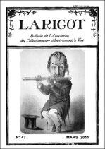 Larigot 47 - 1er semestre 2011