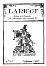 Larigot 30 - 2e semestre 2002