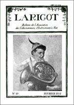 Larigot 49 - 1er semestre 2012