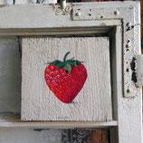 Ein Herz für Erdbeeren