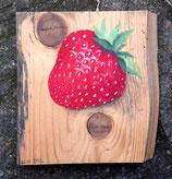 """""""Erdbeere mit Astloch"""""""