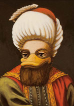 """Sultan Padisah Ördek III."""