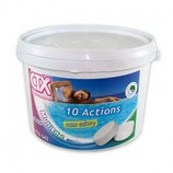 Chlore  Actions +  - Galets 250 g / 5 kg