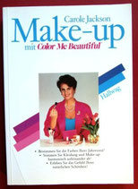 Jackson Carol, Make-up mit Color Me Beautiful (antiquarisch)