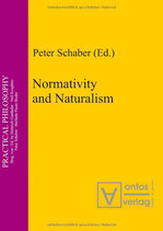 Schaber Peter, Normativity and Naturalism (englisch)