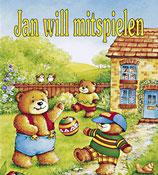 Jan will spielen (Pappebuch)