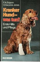 Edgson F. A., Kranker Hund - was tun? (antiquarisch)