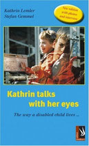 Kathrin Lemler and Stephan Gemmel, Kathrin talks with her eyes