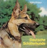 Knaur Käte, Deutsche Schäferhunde (antiquarisch)