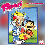 Panki aus Pankanien, Die Lachmaschine (Hörbuch)