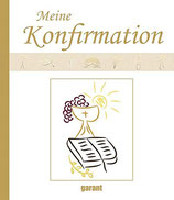 Meine Konfirmation - Eintragsbuch (antiquarisch)