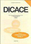 Ringgenberg Jörg, Dicace - Méthode de compréhension écrite pour le français, Stratégies de compréhension, Exercices variés, Vocabulaire, Solutions (Französisch) (antiquarisch)