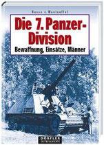 Hasso von Manteuffel, Die 7. Panzer-Division