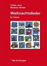 Tobias Jenni und Matthias Winkler, Weihnachtslieder für Klavier