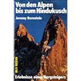 Bernstein Jeremy, Von den Alpen bis zum Hindukusch (antiquarisch)