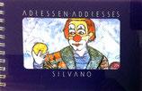 Adressbuch Silvano Gatti (Clowns)