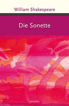 Shakespeare William, Die Sonette