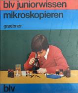Juniorwissen Mikroskopieren (antiquarisch)