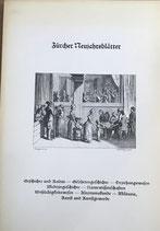 Zürcher Neujahrsblätter (antiquarisch)