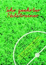 Sehr geehrter Natitrainer - Ein heiterer Briefwechsel von Schülern mit prominenten Fussballfans