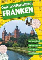 Quiz- und Rätselbuch Franken